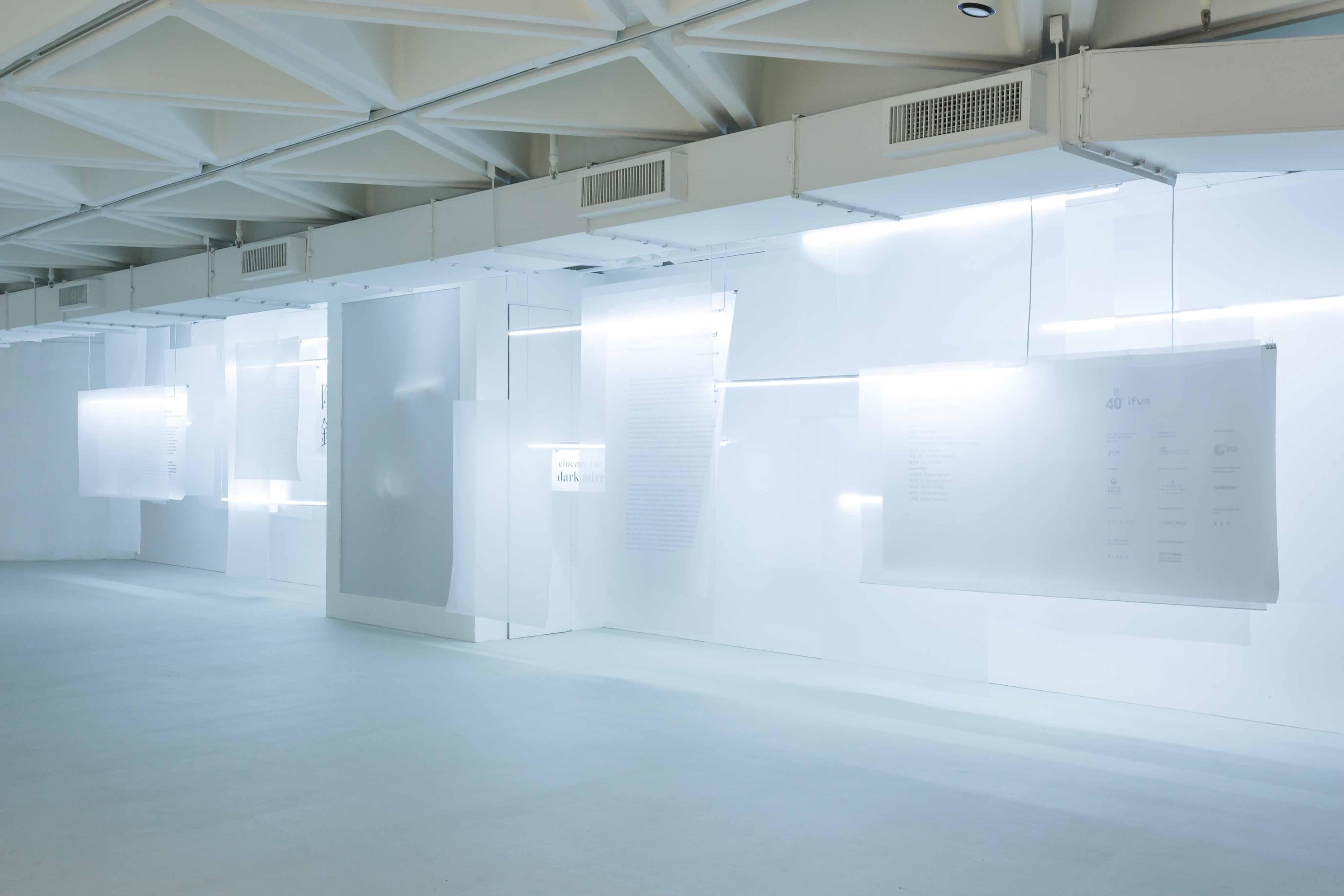 Cinema 2.0 curated by Ip Yuk-yiu (Hong Kong), spatial concept by XCEED (Hong Kong)