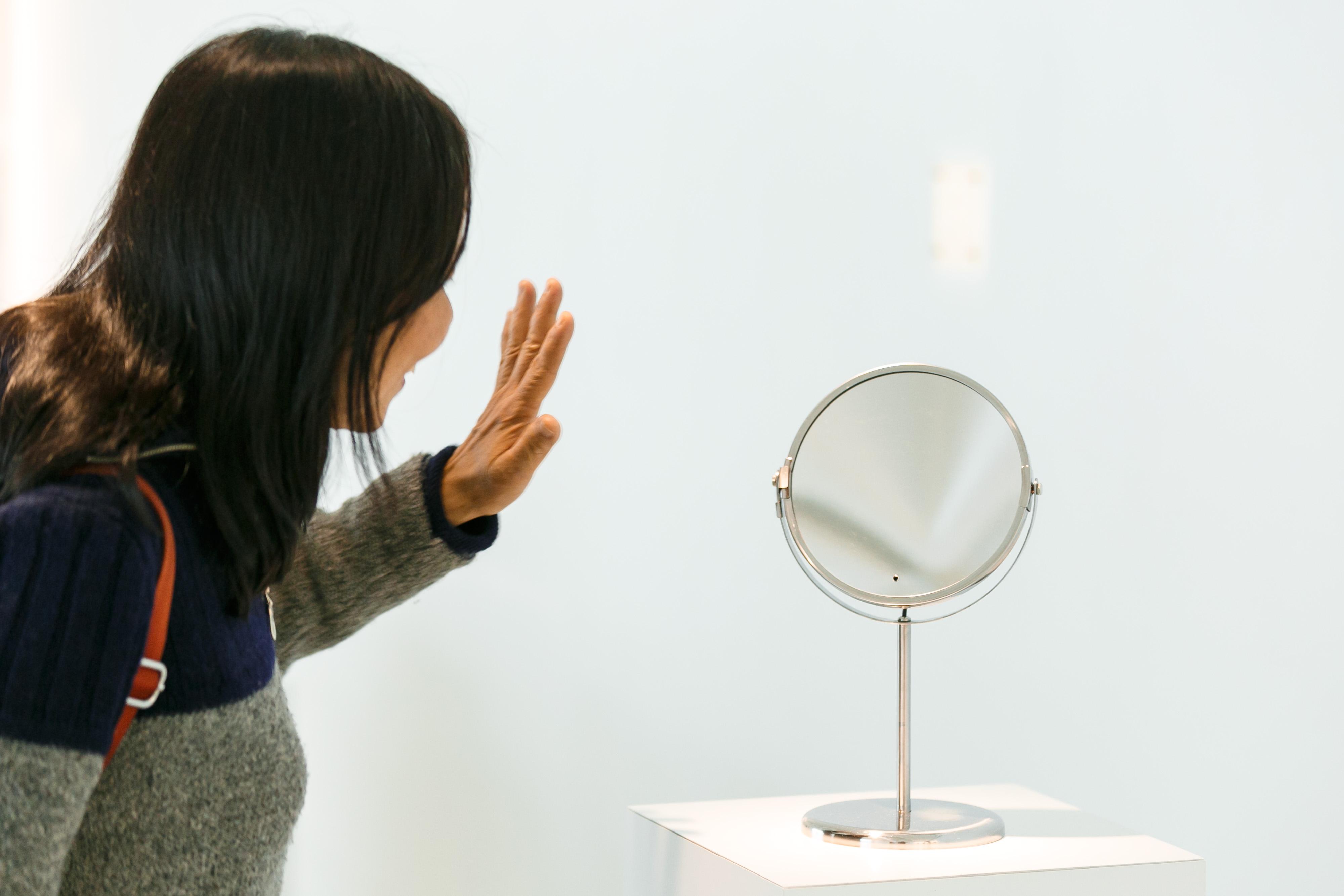 《Nonfacial Mirror》Shinseungback Kimyonghun (南韓)