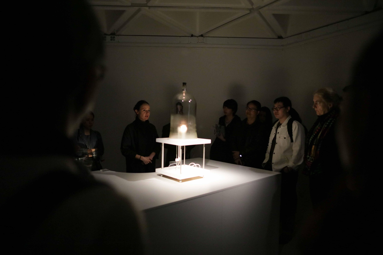 Verena Friedrich (德國) 介紹她的作品 <i>《VANITAS MACHINE》</i>
