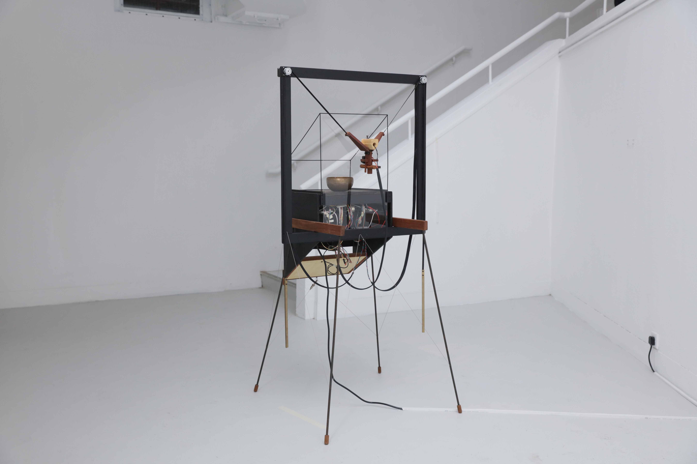 <i>《流動藝術自動售賣機》</i> 朱耀煒 (香港)