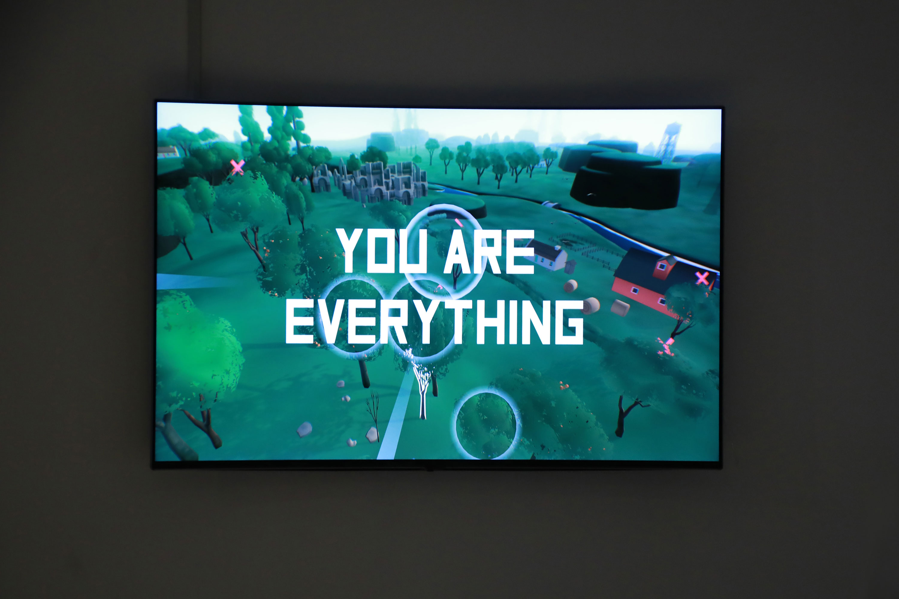 Everything by David OReilly (Ireland)