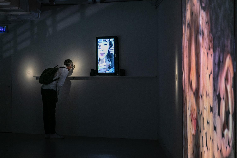 What Are You Watching by Zhou Zixuan (China)